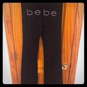 Bebe Black Pants
